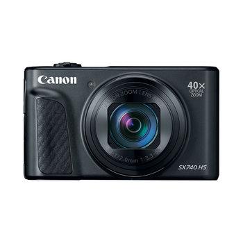 Canon Powershot SX740 HS 20.3MP 40x Optical Zoom Digital Camera - Black