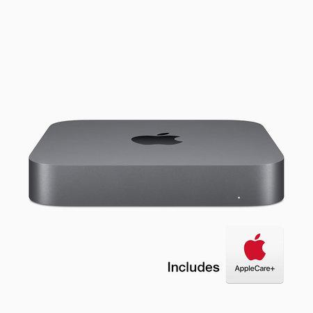 Mac Mini in Space Grey / Intel-Core i5 6-Core (3.0GHz) / 8GB RAM / 256GB SSD / Intel UHD Graphics 630 / macOS / MRTT2VC/A
