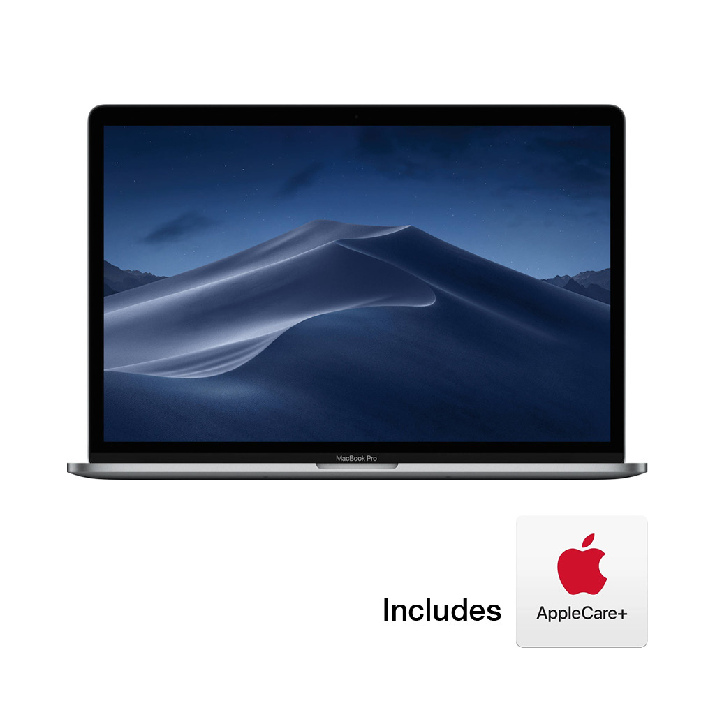 """MacBook Pro 13.3"""" (Mid 2019) with Touch Bar in Space Grey / Intel-Core i5 (2.4GHz) / 8GB RAM / 256GB SSD / MacOS / MV962LL/A"""