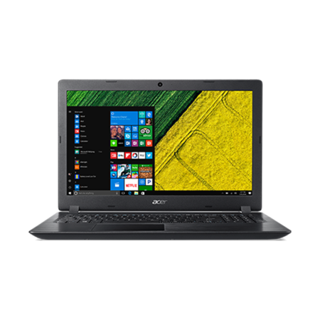 Acer Aspire 3 A315-32-C4Y0 Intel Celeron N400 (1.1GHz) / 4GB Memory / 500GB HD / Intel UHD Graphics 600 / 15.6-in HD Screen / Win 10 Home / 2-cell