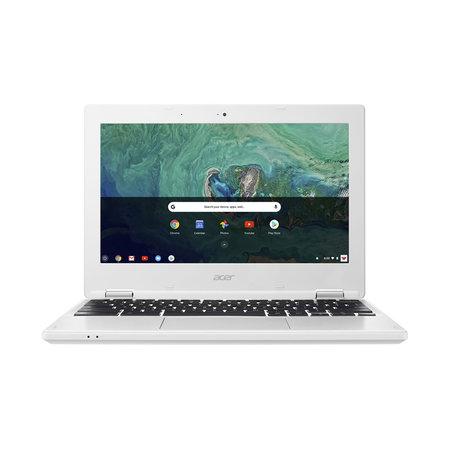 Acer Chromebook CB3-132-C38T Intel Celeron N3060 (1.6GHz) / 2GB Memory / 16GB eMMC  / Intel HD Graphics 400 / Chrome OS / 11.6-in Screen / 3-cell