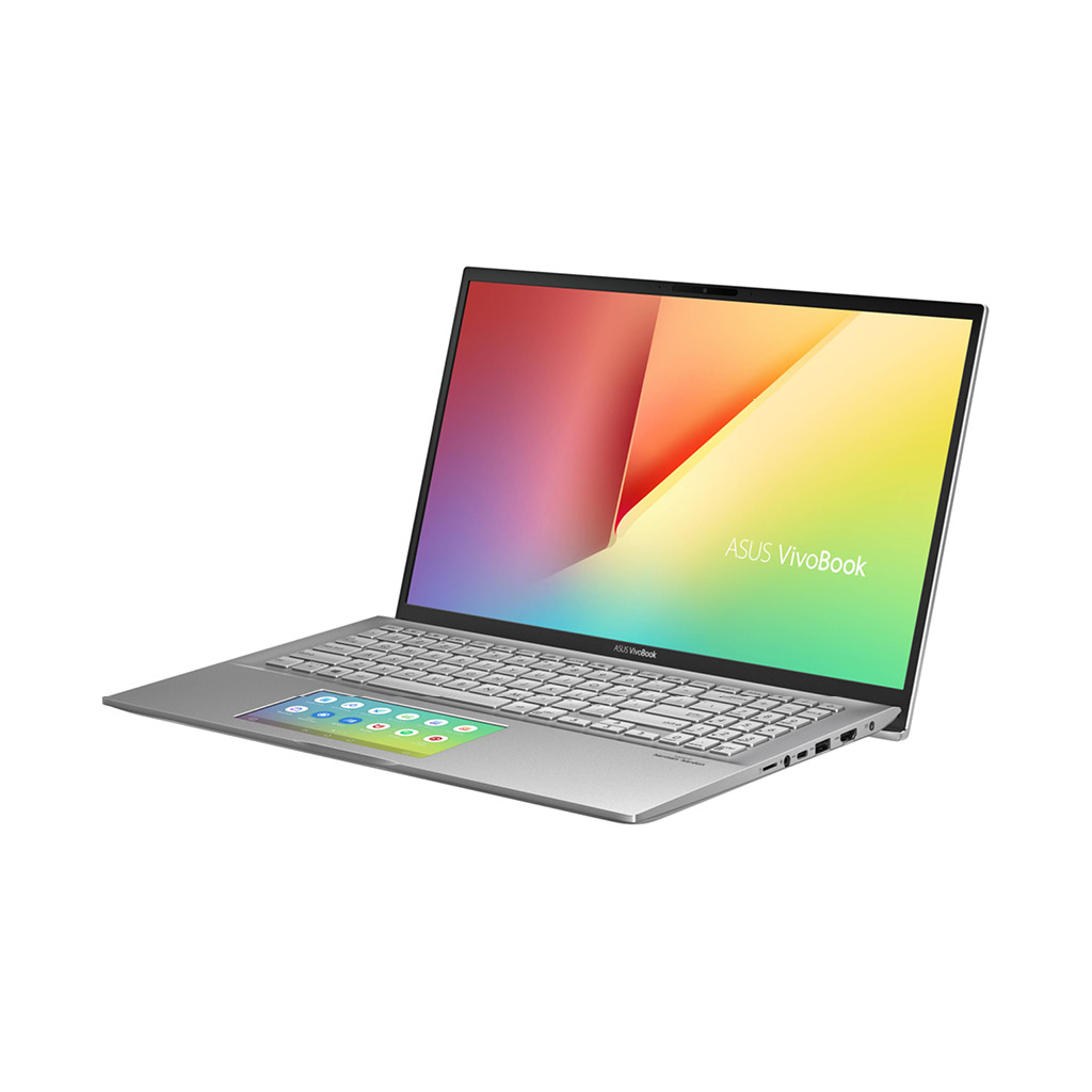 Asus VivoBook S532FA-QS71-CB / Intel Corei7-10510U (1.8GHz) / 12.GB RAM / 512GB SSD / Intel UHD Graphics 620 / 15.6-in FHD Screen / Windows 10 / 3-cell