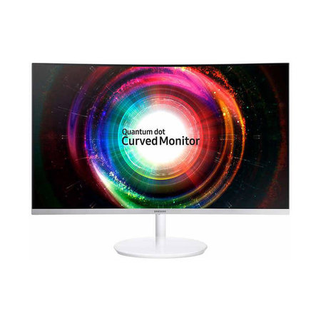 "LC27H711QENXZA  27"" 1440p 60Hz Freesync Quantum Dot Curved Monitor"