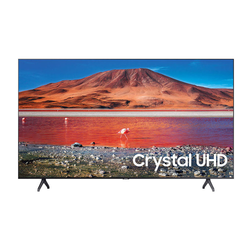 "UN50TU7000 50"" 4K Crystal UHD HDR 60Hz (120MR) LED Tizen Smart TV"