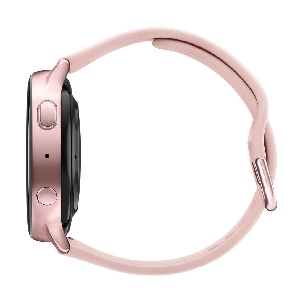 Galaxy Watch Active2 Bluetooth Smartwatch (Aluminum, 40mm, Pink Gold)