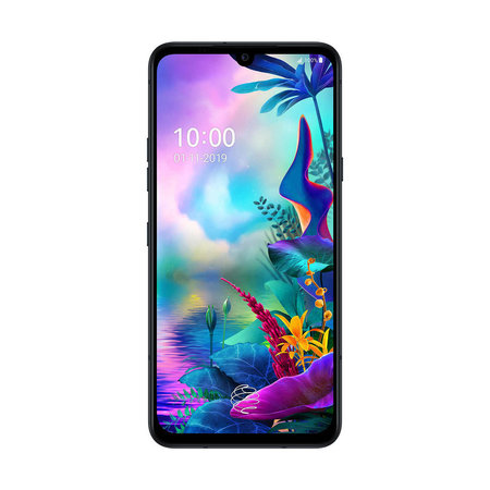 LG G8X ThinQ 128 GB Aurora Black Unlocked Smartphone