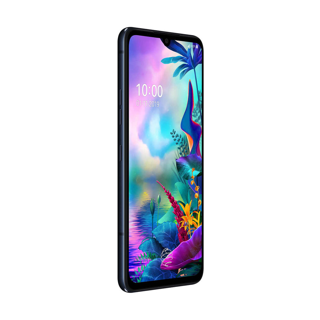 LG G8X ThinQ 128 GB Aurora Black Unlocked Smartphone