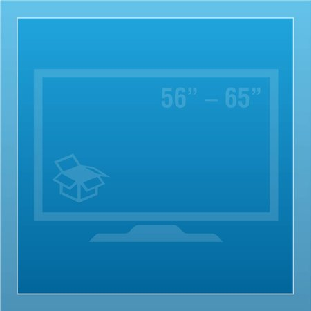 "56"" – 65"""