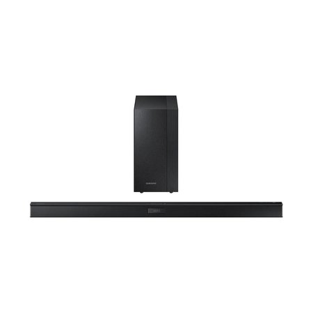 "HW-KM45C 2.1 Channel 300W 35.8"" Soundbar with Wireess Subwoofer"