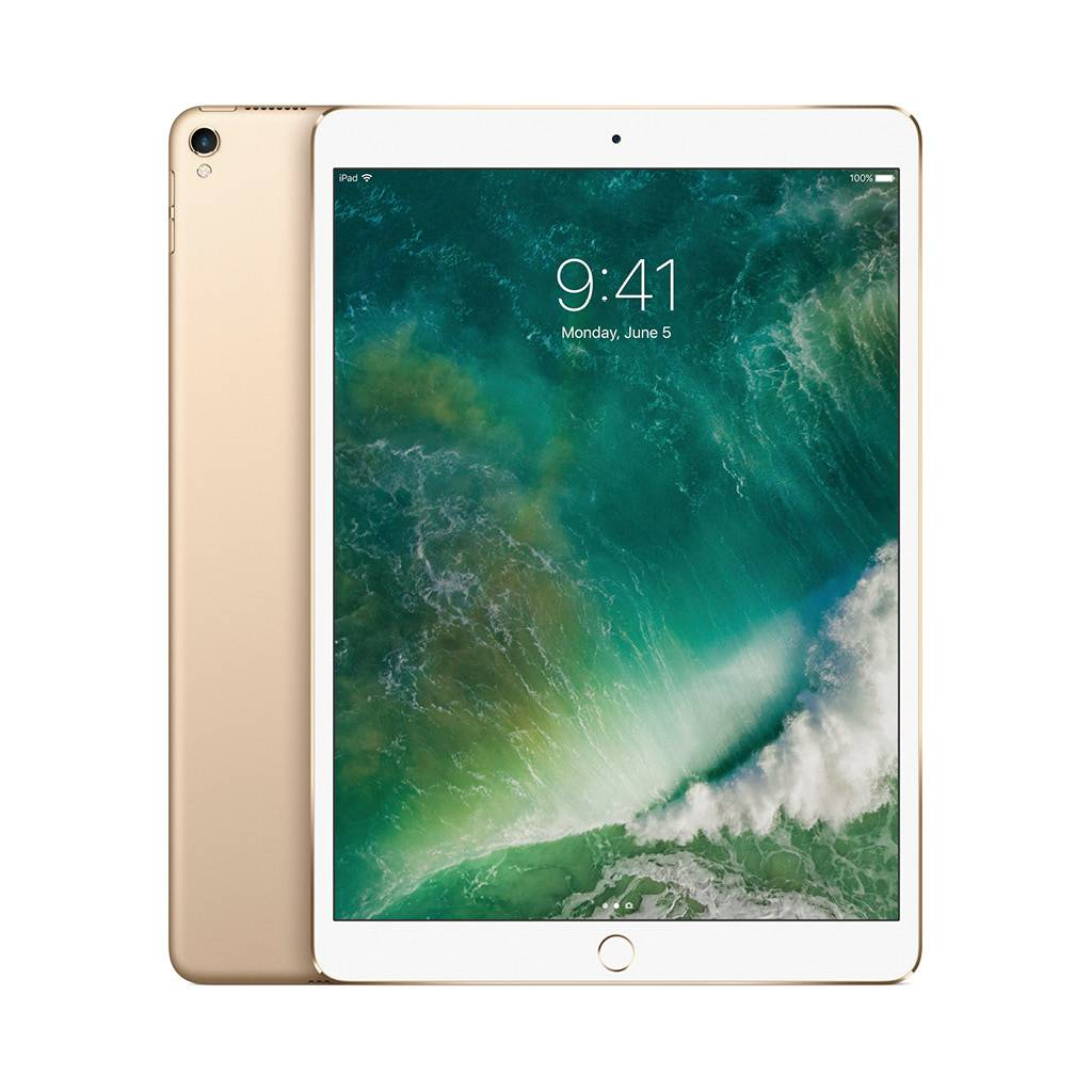 """iPad Pro (2nd Generation) 10.5"""" 64GB with WiFi - Gold"""