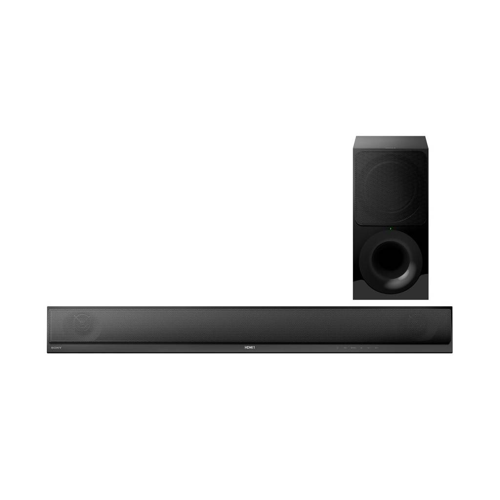 HT-CT800 350-Watt 2.1 Channel Bluetooth Sound Bar with Wireless Subwoofer