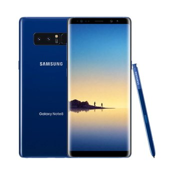 Galaxy Note8 64GB Smartphone (Unlocked) - Deep Sea Blue