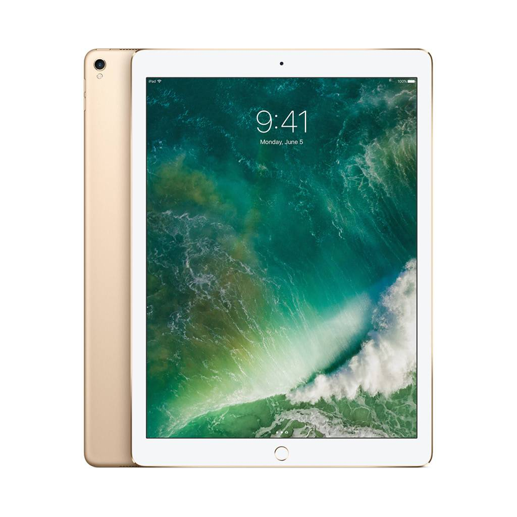 """iPad Pro (2nd Generation) 12.9"""" 64GB with WiFi - Gold"""
