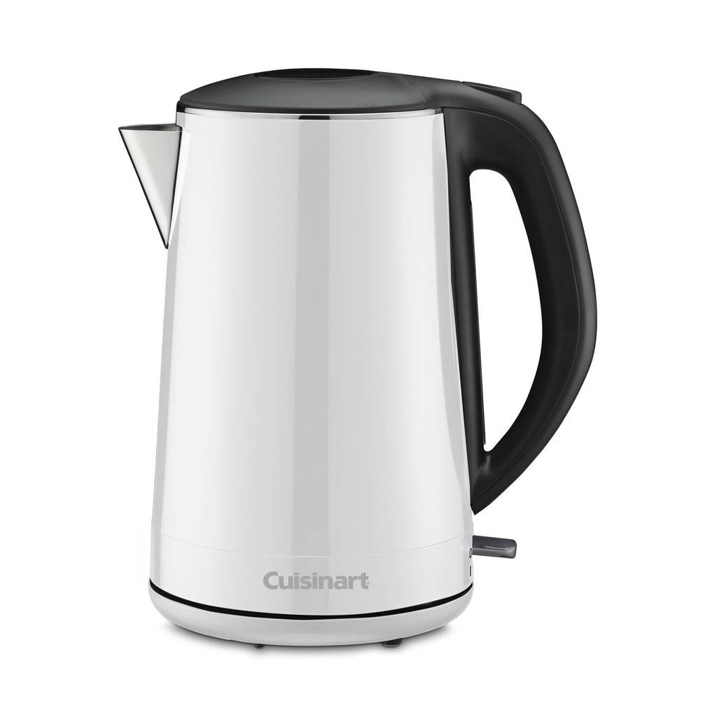 CJK-15WC 1.5 L Cordless Electric Kettle / White (Manufacturer Refurbished / 6 Month Warranty)