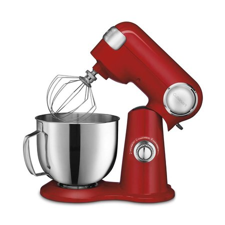 SM-50RC Precision Master 5.5 Qt (5.2L) Stand Mixer - Red (1 Year Warranty)