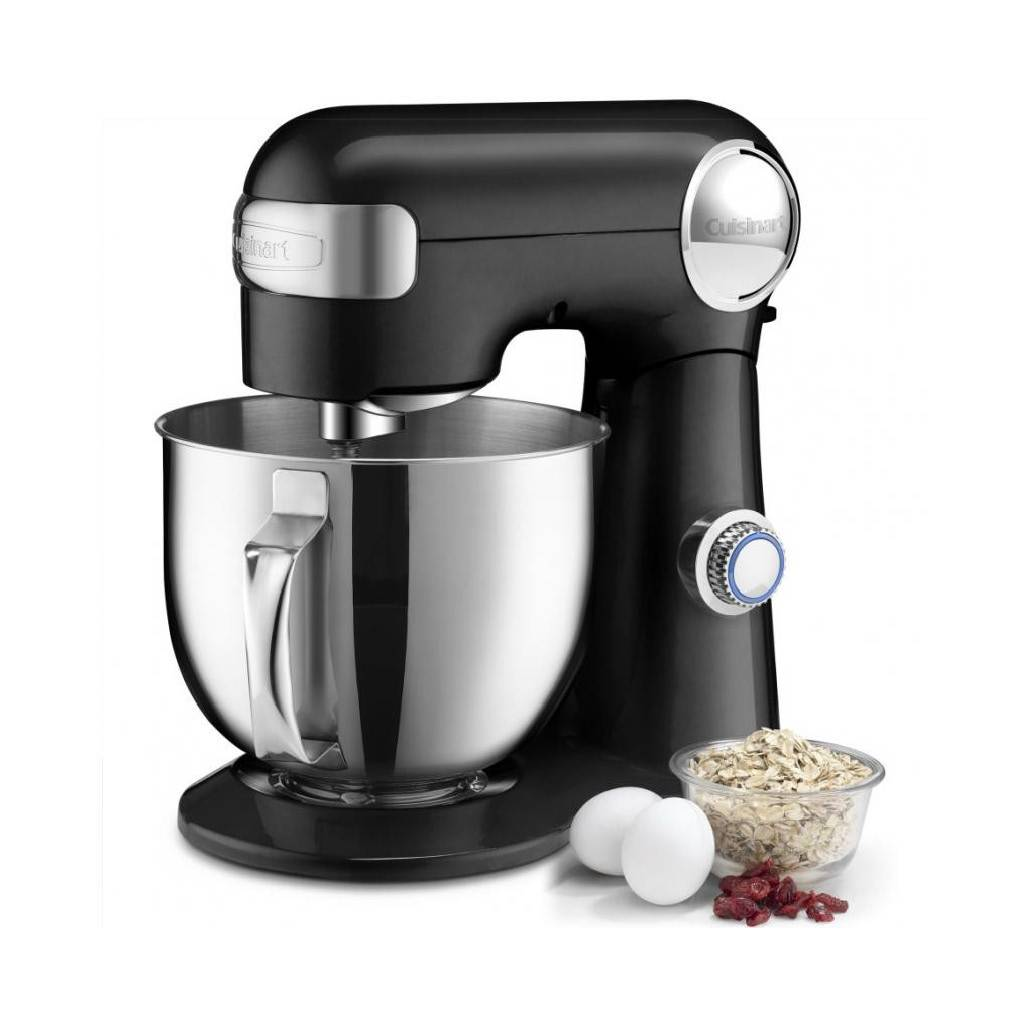 SM-50BKC Precision Master 5.5 Qt (5.2L) Stand Mixer - Black (90 Days Warranty)