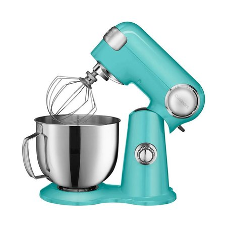 SM-50TQC Precision Master 5.5 Qt (5.2L) Stand Mixer - Turquoise (90 Days Warranty)