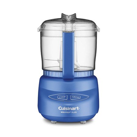 DLC-2ASMC Mini-Prep Plus Food Processor / Sapphire (Manufacturer Refurbished / 6 Month Warranty)