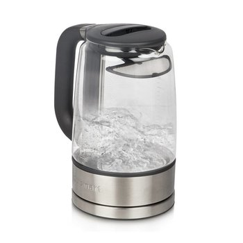 GK-17C ViewPro 1.7 L Glass Kettle / Silver (Manufacturer Refurbished / 6 Month Warranty)