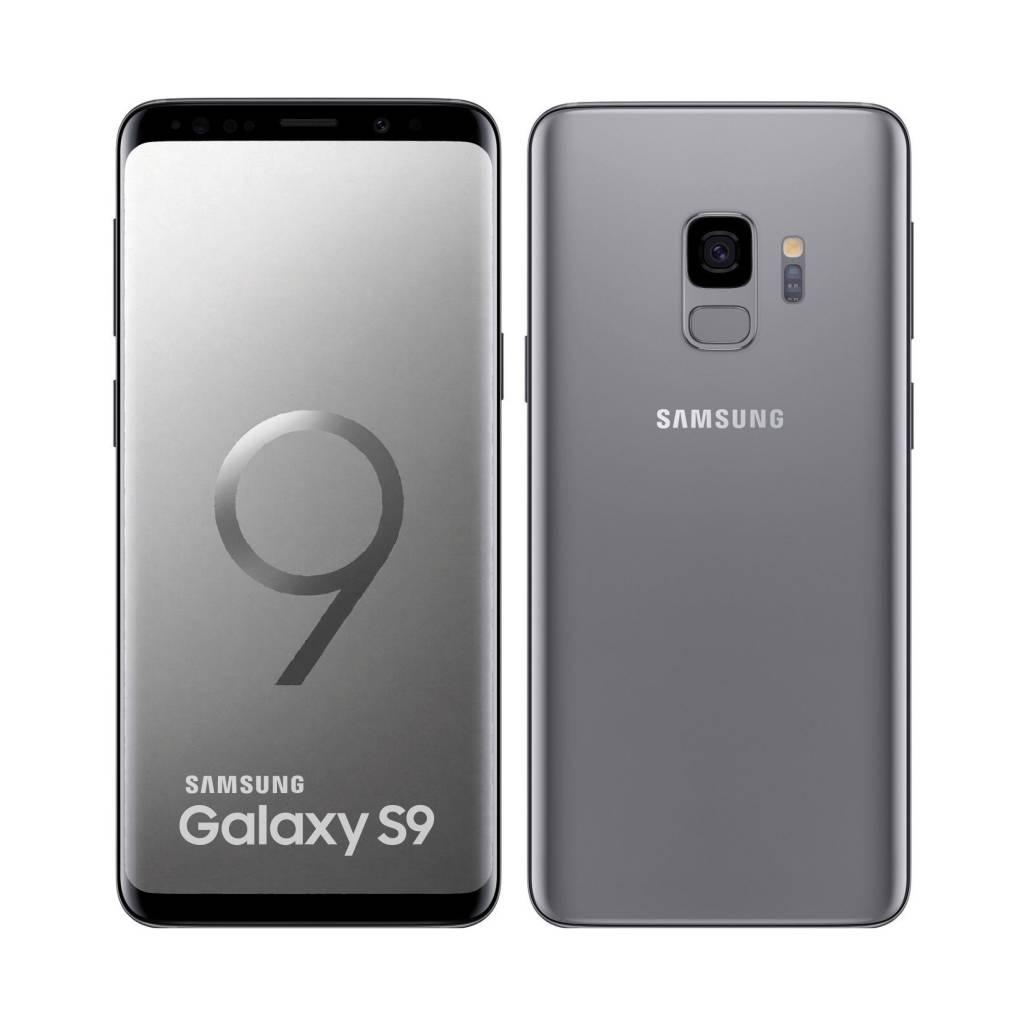 Galaxy S9 64GB Smartphone (Unlocked) - Titanium Grey