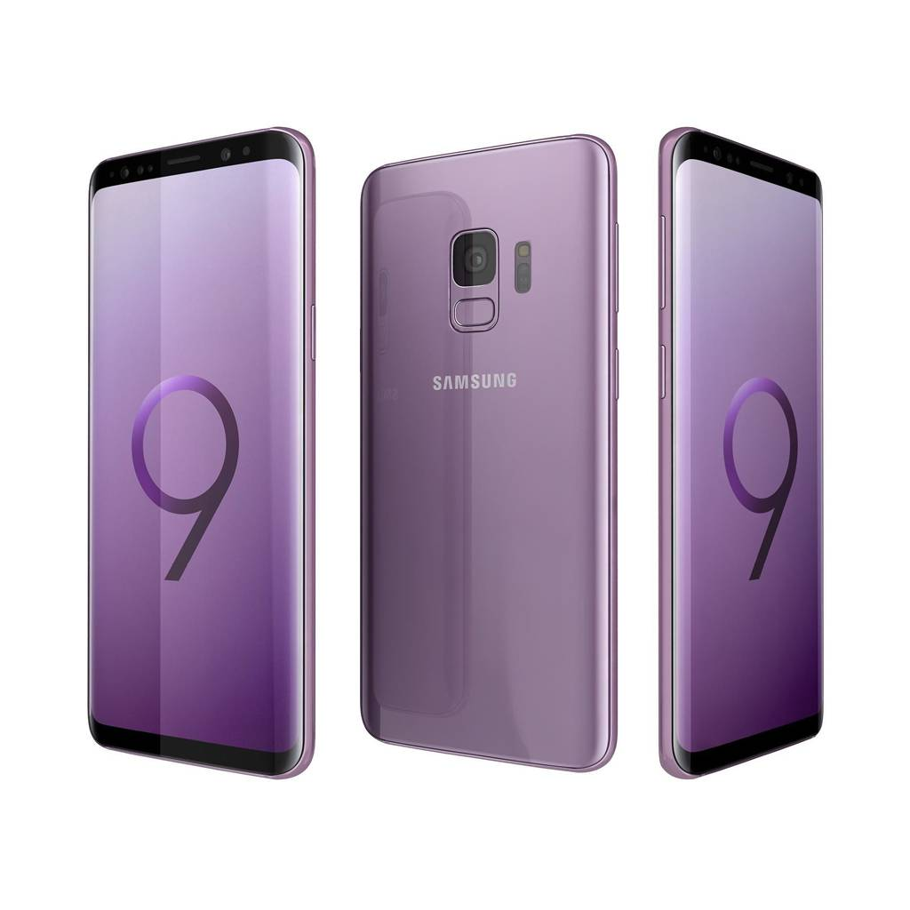 Galaxy S9 64GB Smartphone (Unlocked) - Lilac Purple