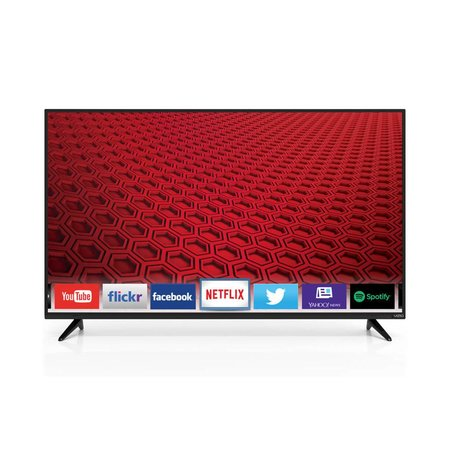 "Vizio E-Series (2017) E65-E1 65"" 4K UHD HDR 60Hz (180Hz Clear Action) LED SmartCast Smart TV"