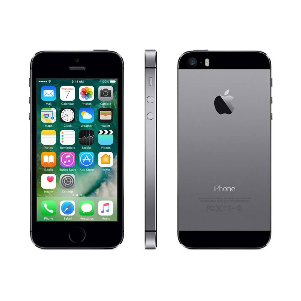 iPhone 5s 16GB Unlocked - Space Grey