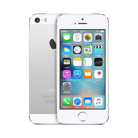 iPhone 5s 16GB Unlocked - Silver