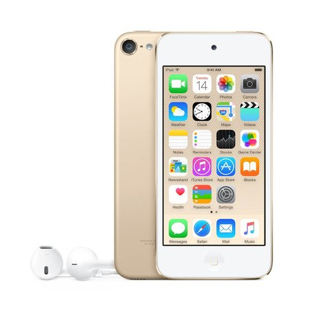 iPod Touch (6th Generation) 64GB - Gold