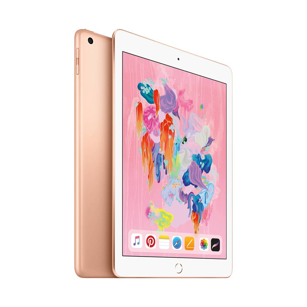 "iPad 2018 (6th Generation) 9.7"" 32GB with WiFi - Gold"