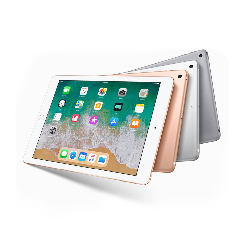 "iPad 2018 (6th Generation) 9.7"" 128GB with WiFi - Space Grey"