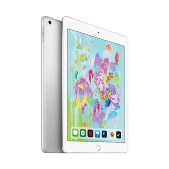 "iPad 2018 (6th Generation) 9.7"" 128GB with WiFi - Silver"