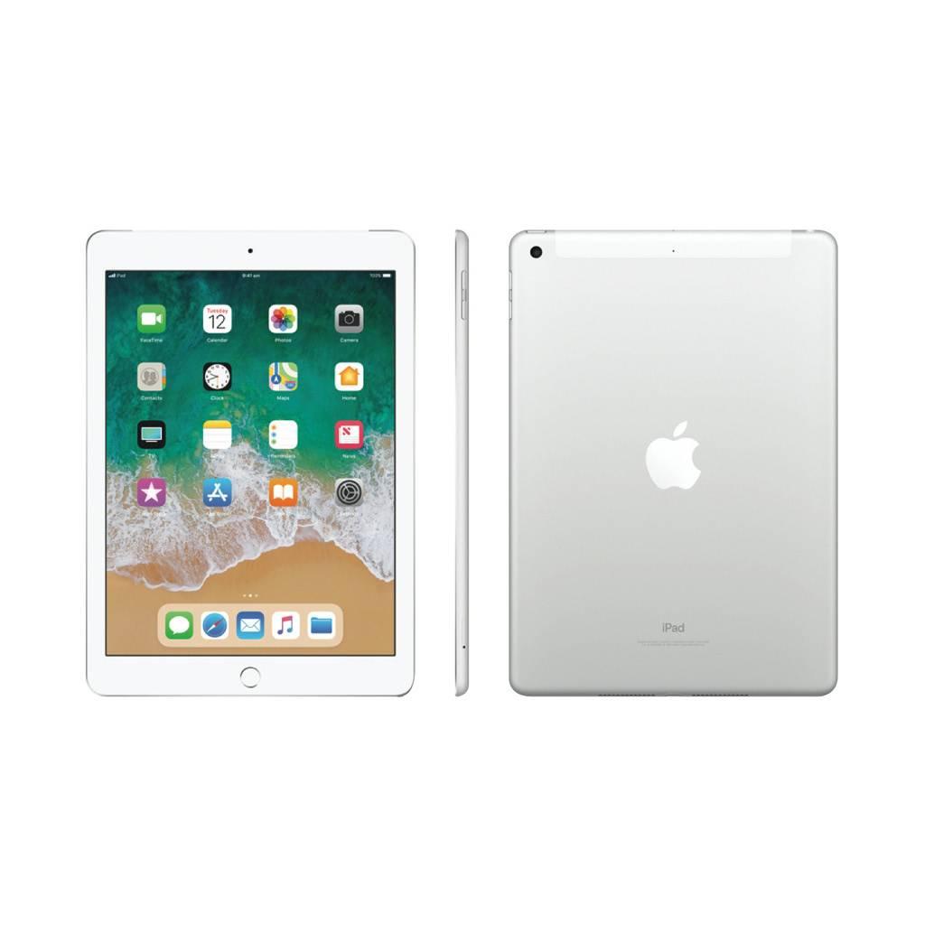 "iPad 2018 (6th Generation) 9.7"" 128GB with WiFi - Silver"