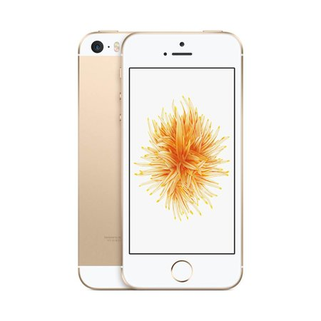 iPhone SE 16GB Unlocked - Gold