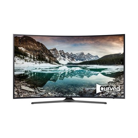 "UN55MU6500 55"" 4K UHD HDR 60Hz (120MR) Curved LED Tizen Smart TV"