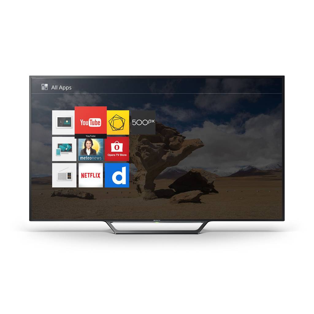 "BRAVIA KDL-48W650D 48"" 1080P Full HD 60Hz (240MR) LED Smart TV"