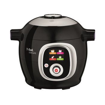 Cook4Me All-In-One Multicooker Pressure Cooker 6 Litre CY7018CA - Black
