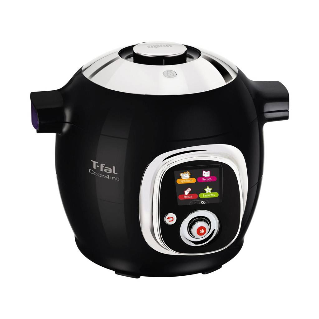 All In One Kitchen Appliance.T Fal Cook4me All In One Multicooker Pressure Cooker 6 Litre Cy7018ca Black