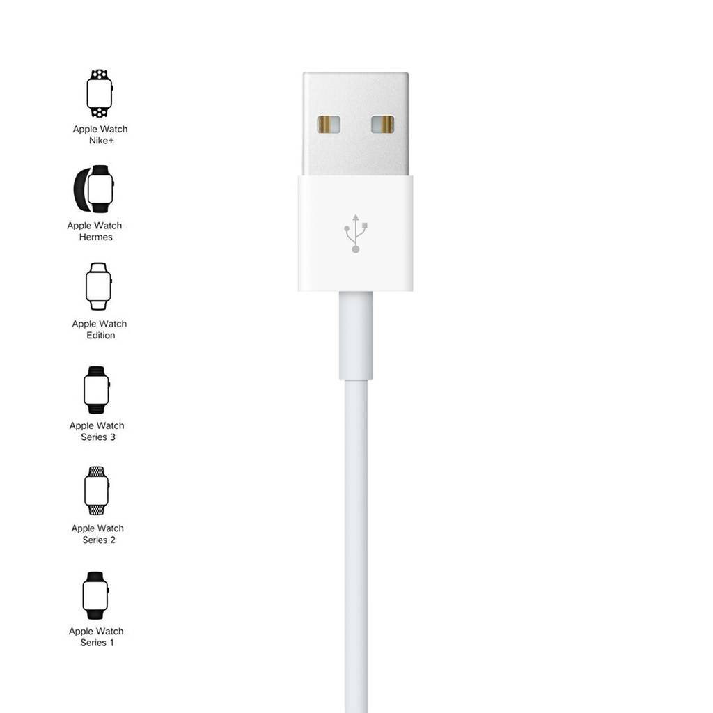 Watch Magnetic Charging Cable (1m) MKLG2AM/A
