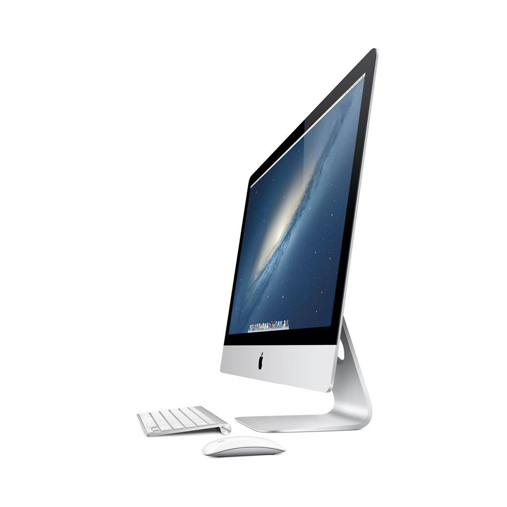 iMac (Late 2013) / Intel-Core i5 (3.2GHz) / 8GB RAM / 1TB HDD / 27-in / MacOS