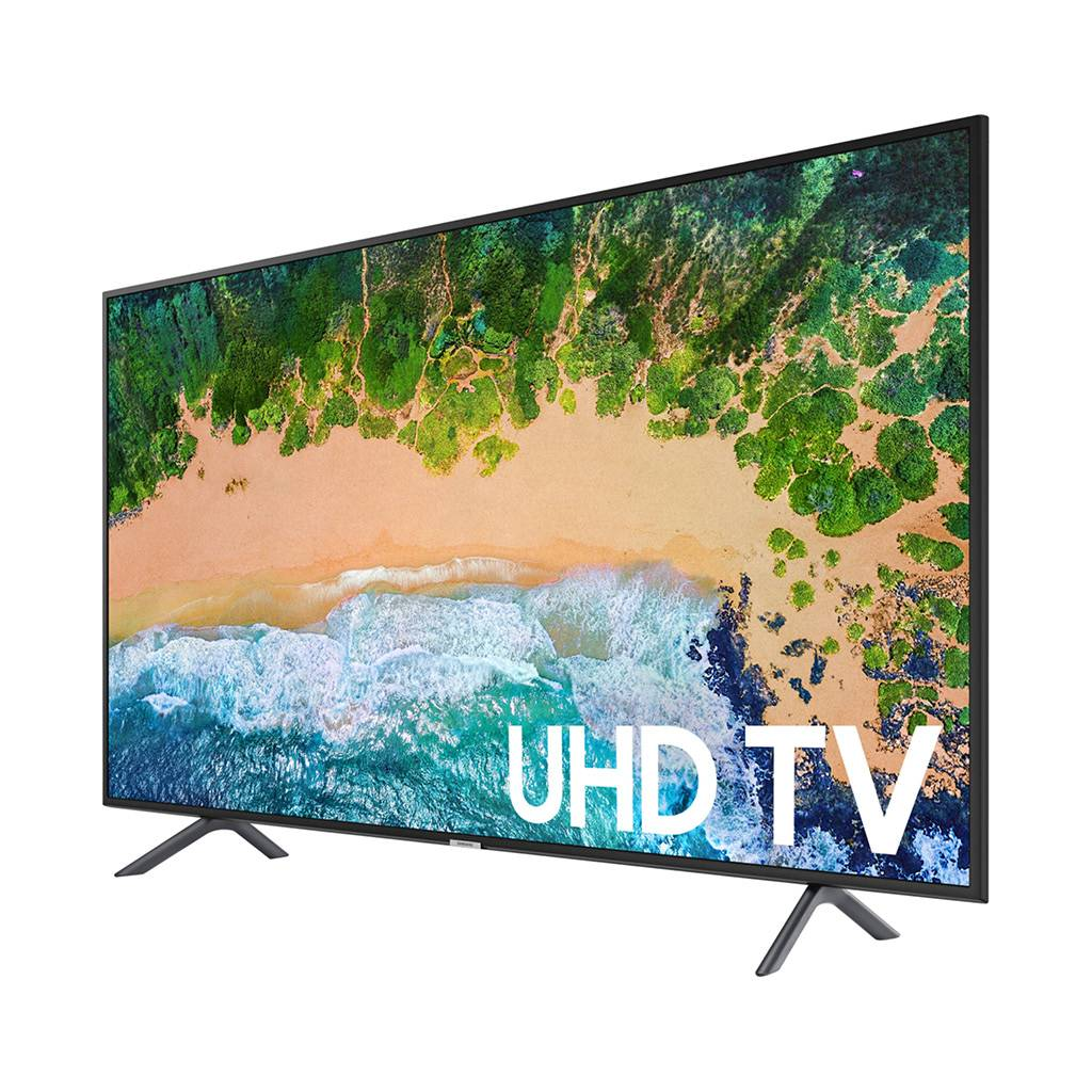 "UN55NU7100 55"" 4K UHD HDR 60Hz (120MR) LED Tizen Smart TV"