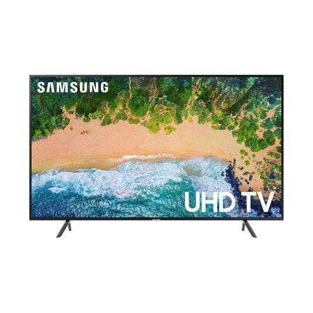 "UN75NU7100 75"" 4K UHD HDR 60Hz (120MR) LED Tizen Smart TV"