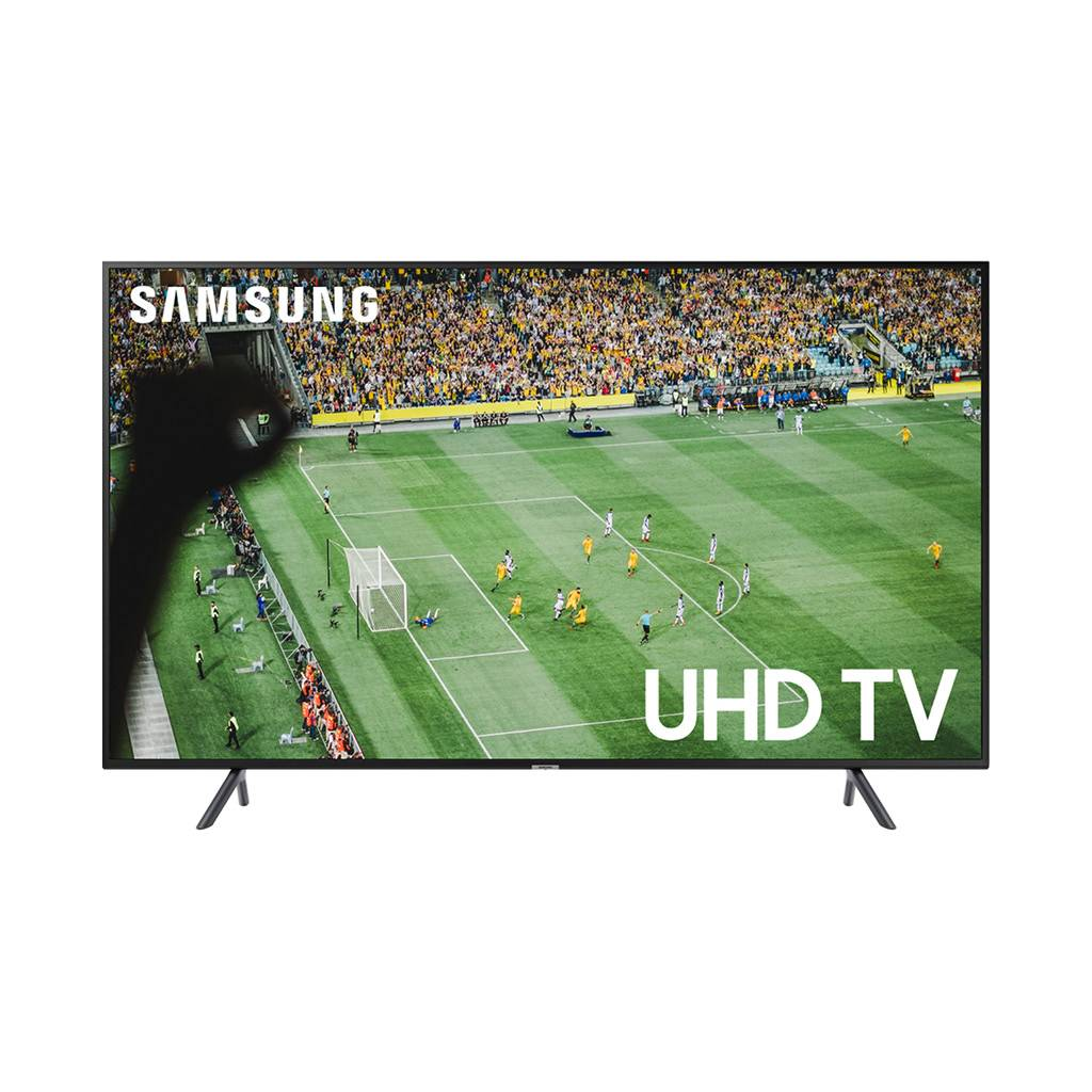 """UN50NU7100 50"""" 4K UHD HDR 60Hz (120MR) LED Tizen Smart TV"""