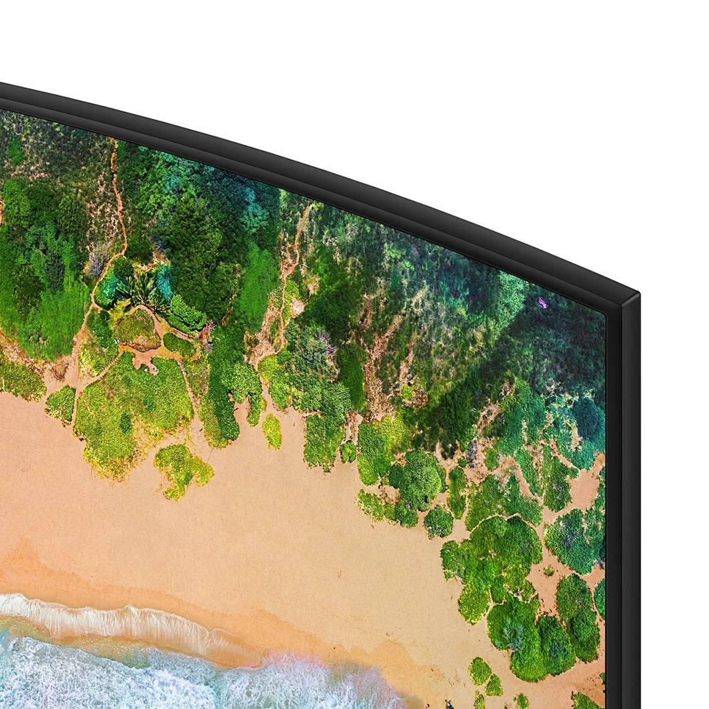 "UN55NU7300 55"" 4K UHD HDR 60Hz (120MR) Curved LED Tizen Smart TV"