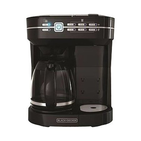 Black & Decker Dual Brew Coffee Maker CM6000BC