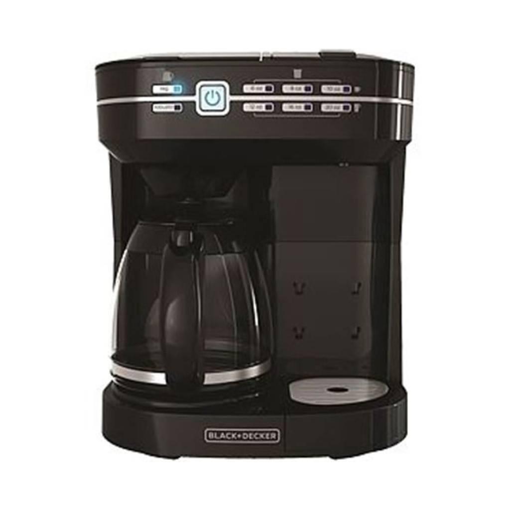6db72b292454 Black   Decker Dual Brew Coffee Maker CM6000BC - OpenBox.ca