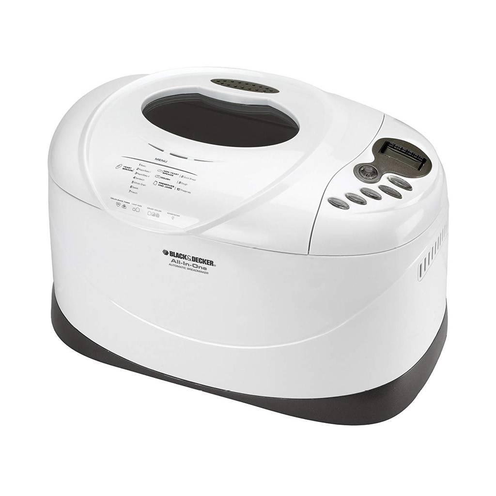 Black & Decker Deluxe Rapid Bake 3 lb Bread Maker B2300