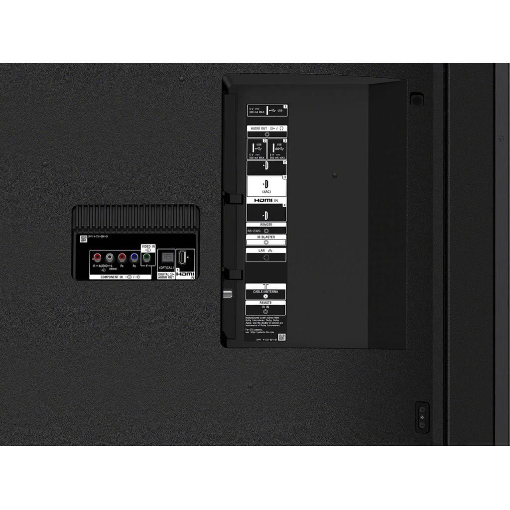 "BRAVIA XBR-65X850F 65"" 4K UHD HDR 120Hz (960MR) LED Android Smart TV"