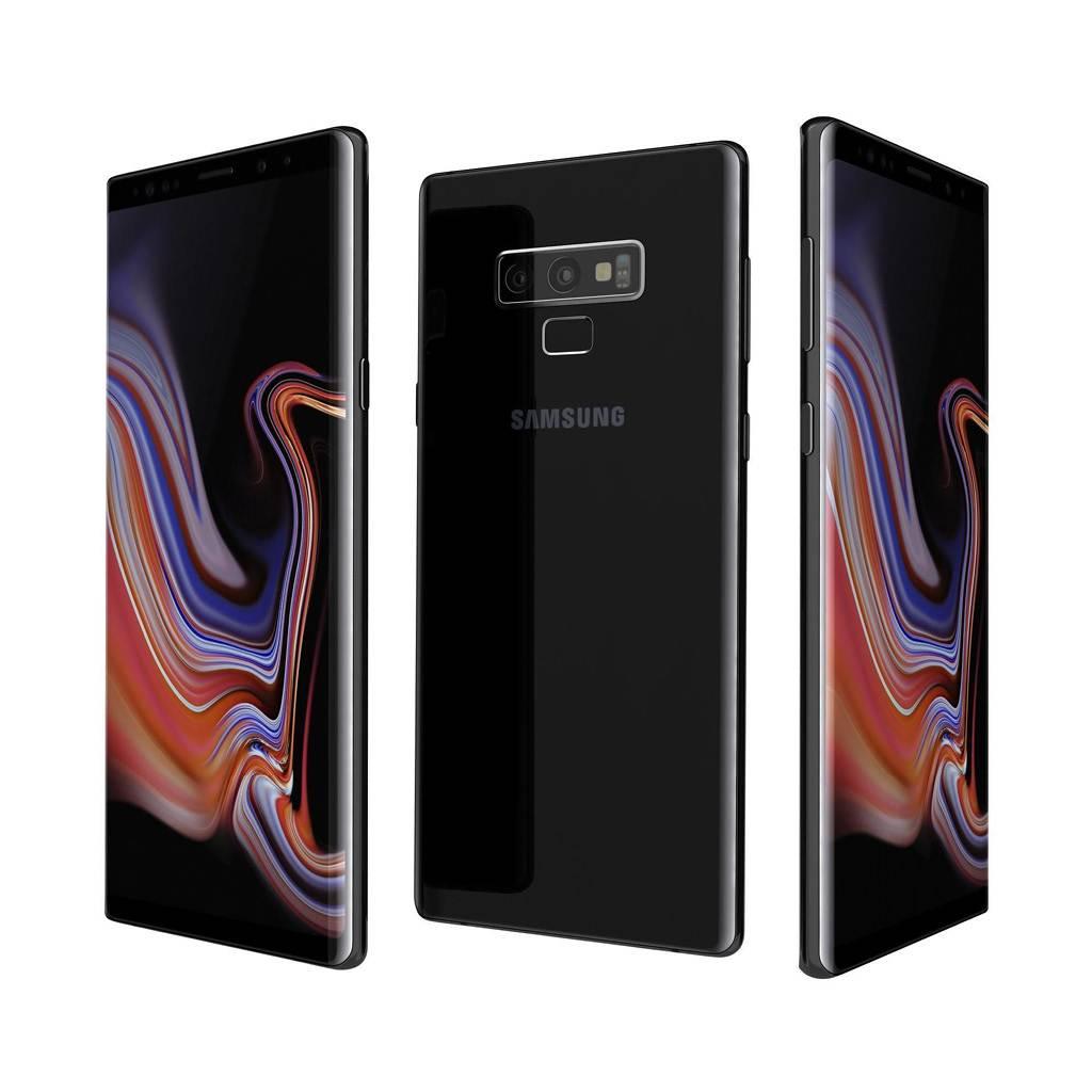 Galaxy Note9 128GB Smartphone (Unlocked) - Midnight Black