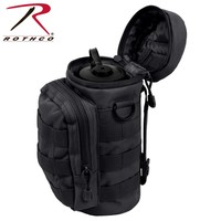 Rothco Rothco MOLLE Water Bottle Pouch - Black (2679)